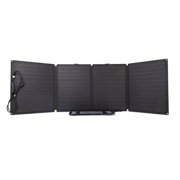 EcoFlow EFSOLAR110N Waterproof Portable Folding Solar Panel Station for Outdoors
