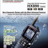 Standard Horizon HX890 Handheld VHF Two Way Radio- Navy Blue