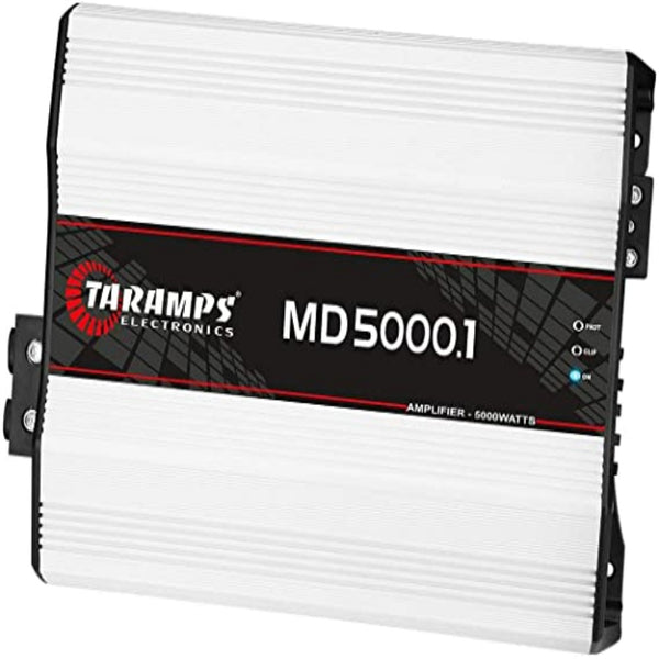 Taramp's MD 5000.1 2 Ohms 5000 Watts Class D Full Range Mono Amplifier