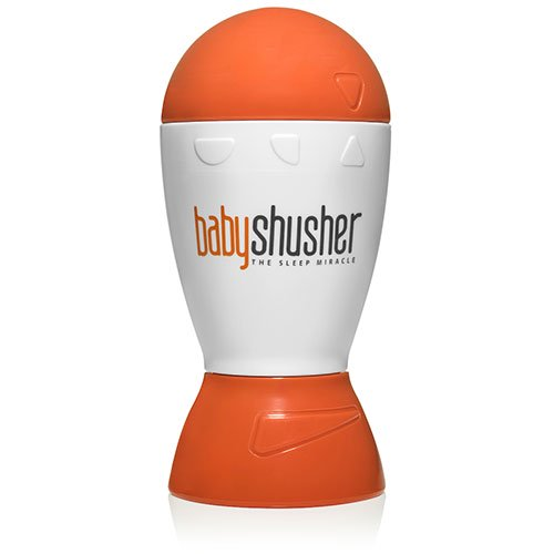 BABY SHUSHER REAL HUMAN VOICE PORTABLE SLEEP SOOTHER SOUND MACHINE