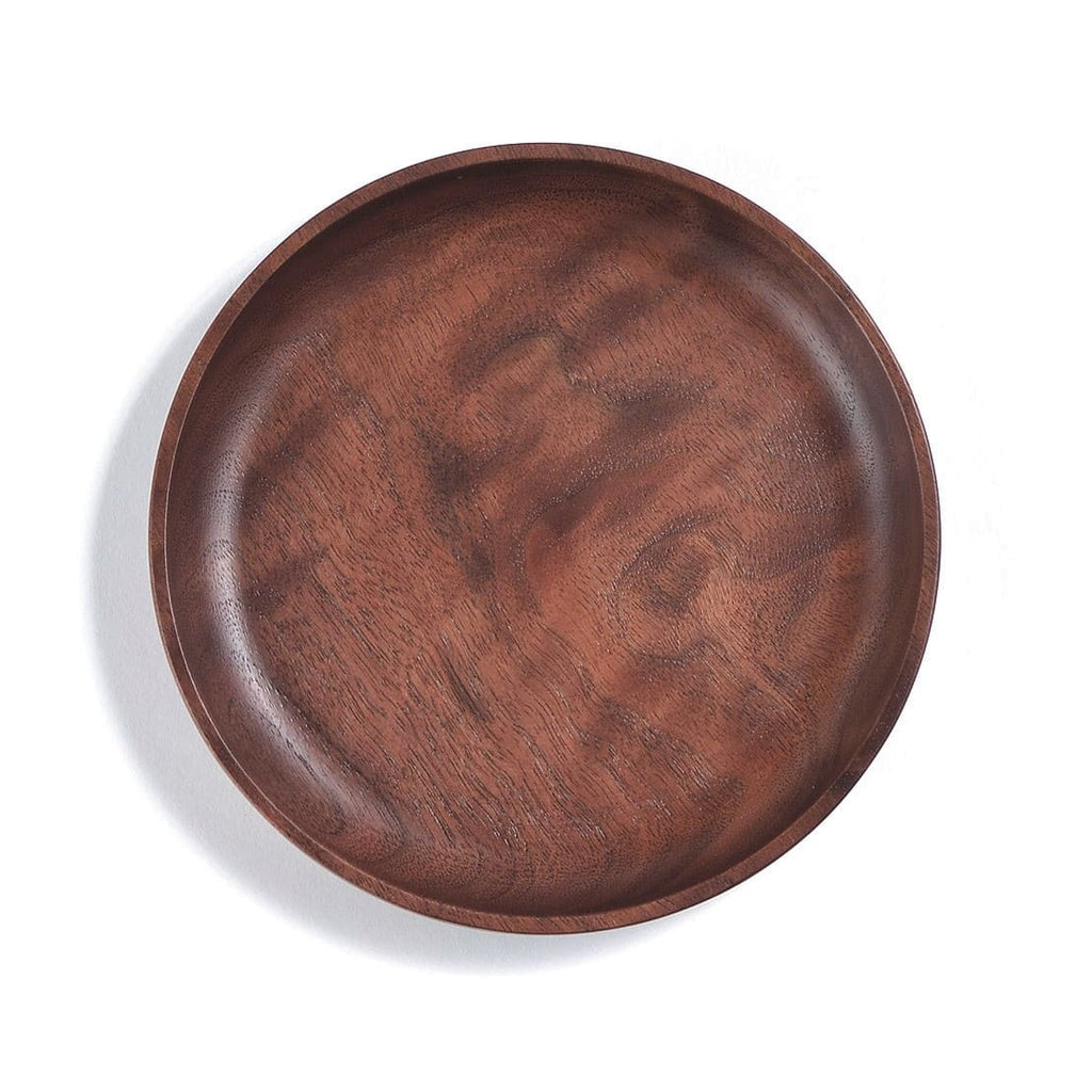 Natural Wood Plate