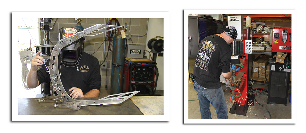 AEI Fabrication's Amada & Miller Work Stations and our Expert Welders Ensure Your Job Is Perfect