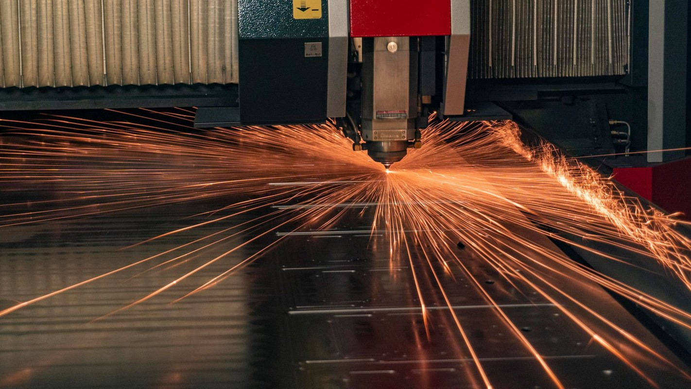 AEI Fabrication Specializes In Precision Laser Cutting