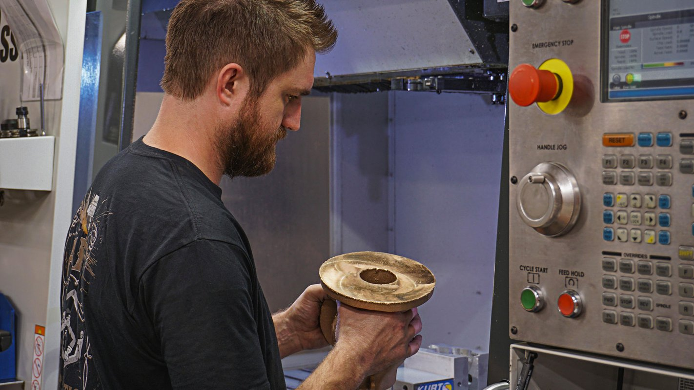 AEI Fabrication's Machining & Turning Centers Create Your Perfect Product