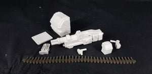 1/12 scale 'RUPTURE' rotary auto cannon