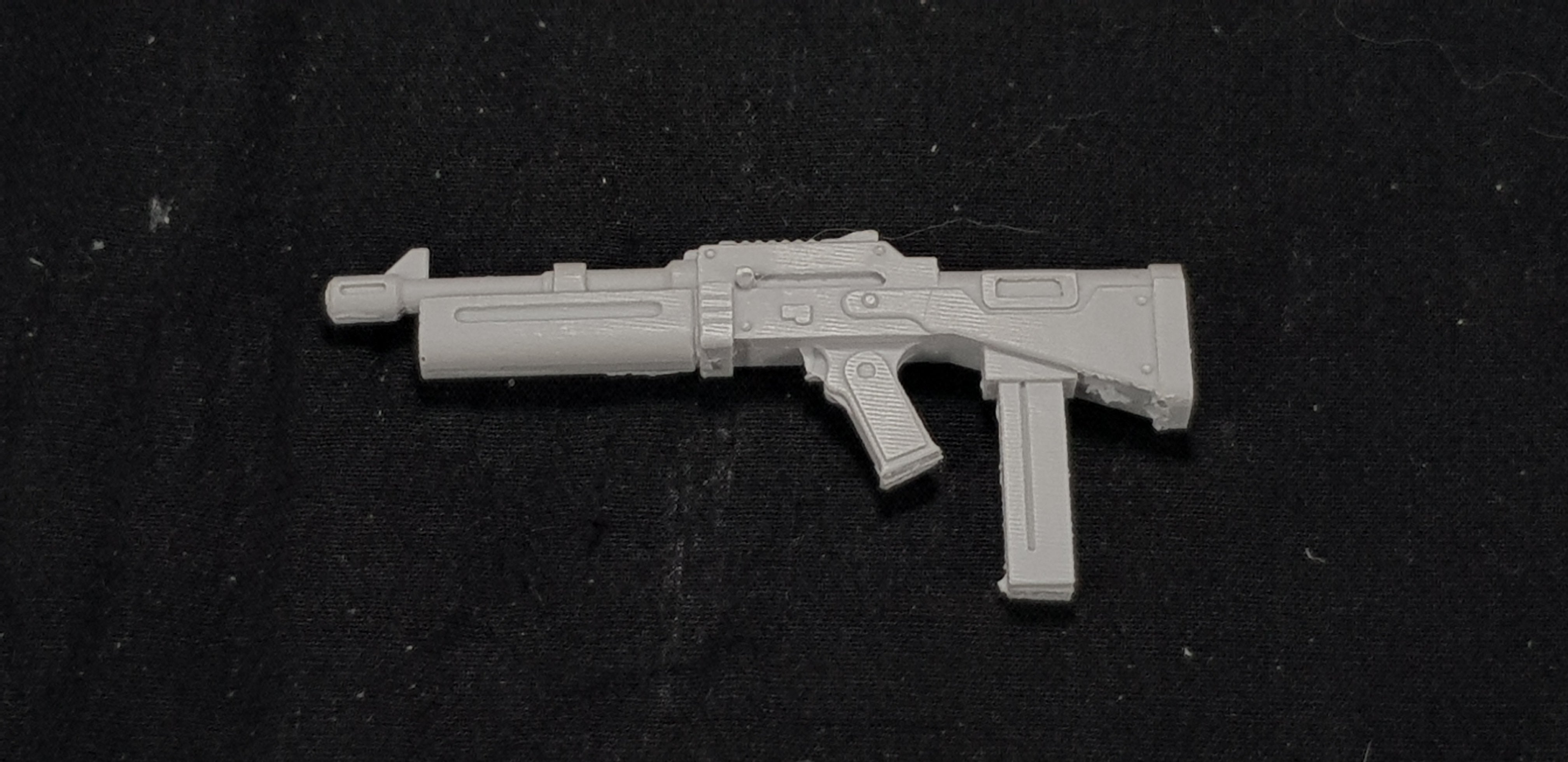 1/12 scale 'KILLROY' Sub-machine gun
