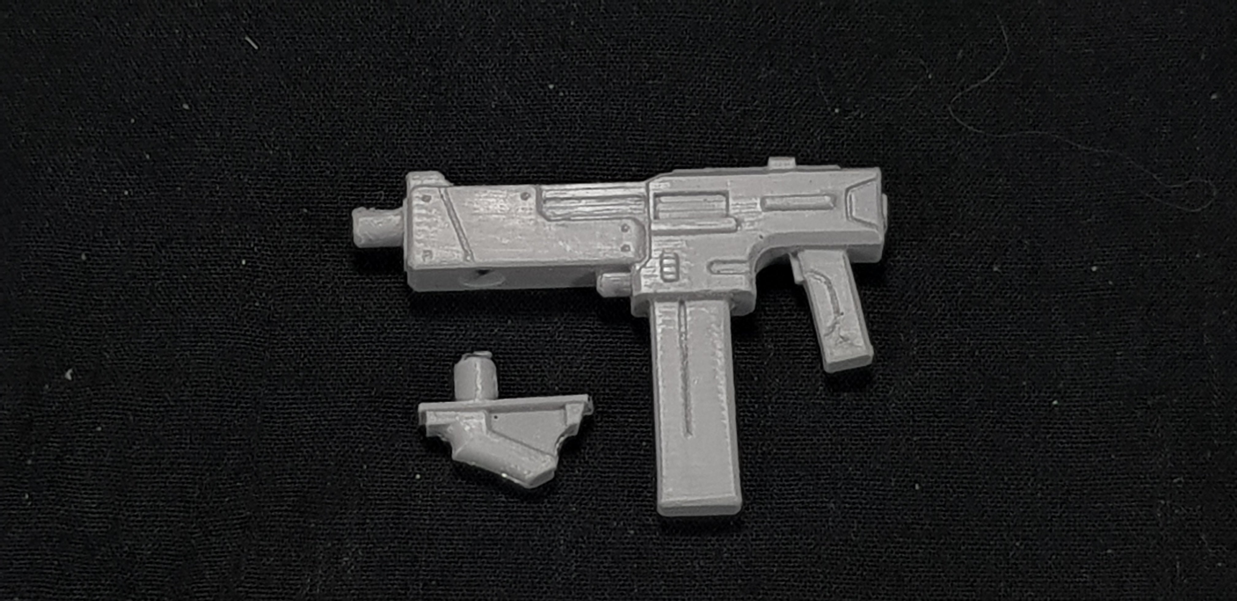 1/12 scale 'VECTRAL' Sub-machine gun