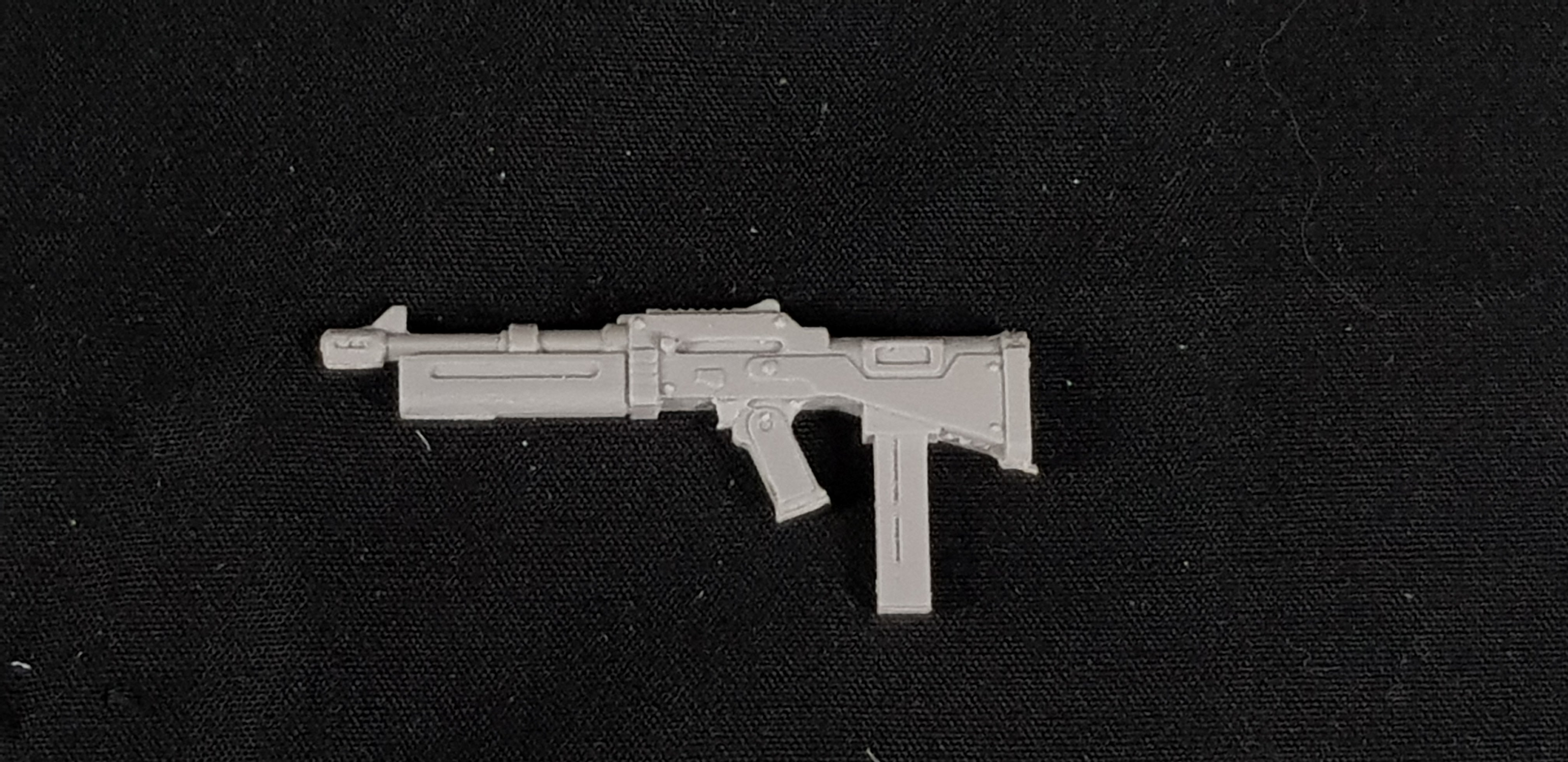 1/24 scale 'KILLROY' Sub-machine gun
