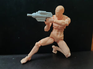 "1/12 scale ""TEMPEST"" Heavy shot-pistol"