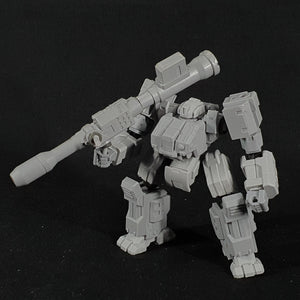 "1/100 scale EISENFRONT ""K.H-01 MASTIFF"" War-mech resin model kit"