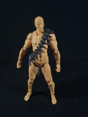 1/12 scale flexible autocannon ammo belt.