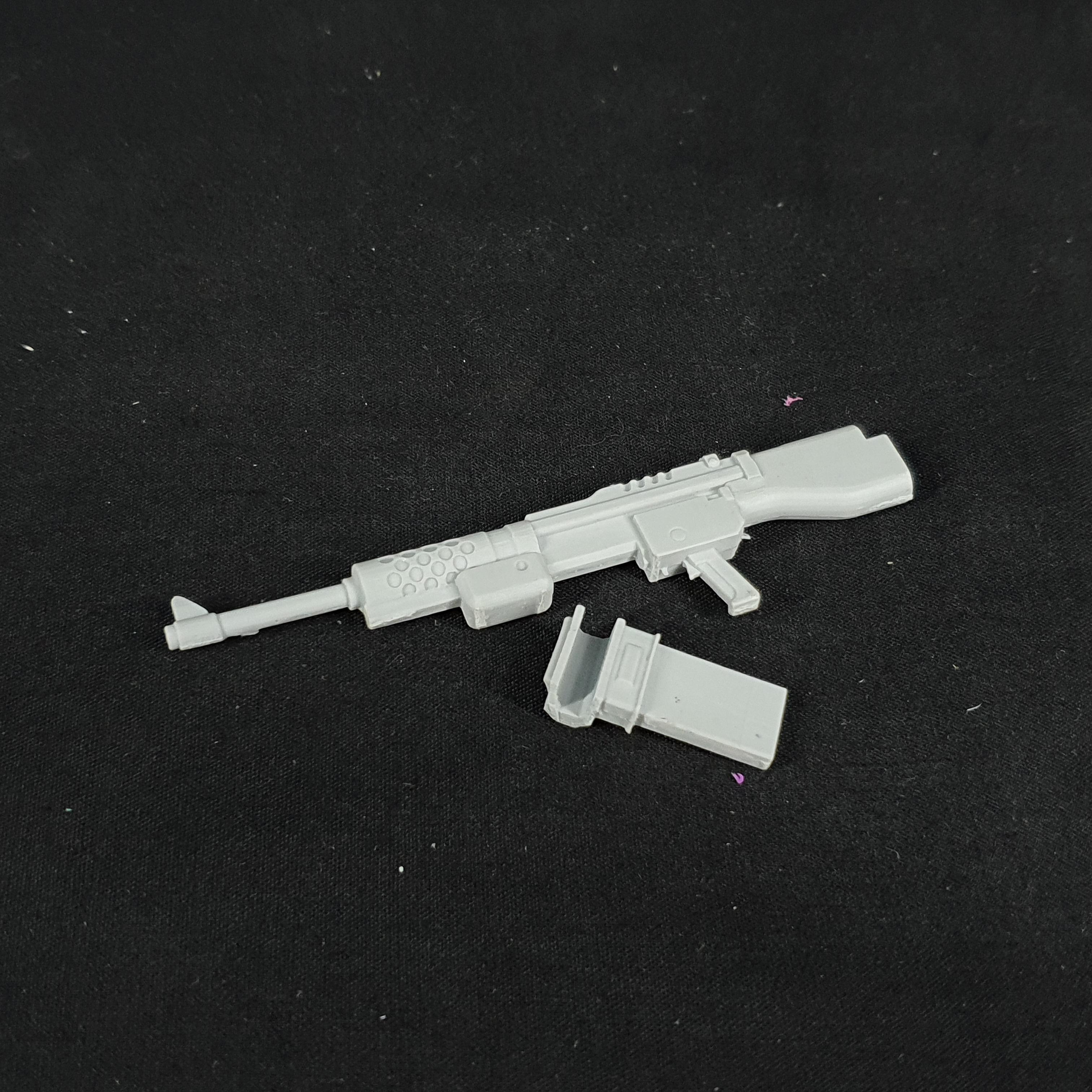 1/12 scale 'HELLION' Light machine gun