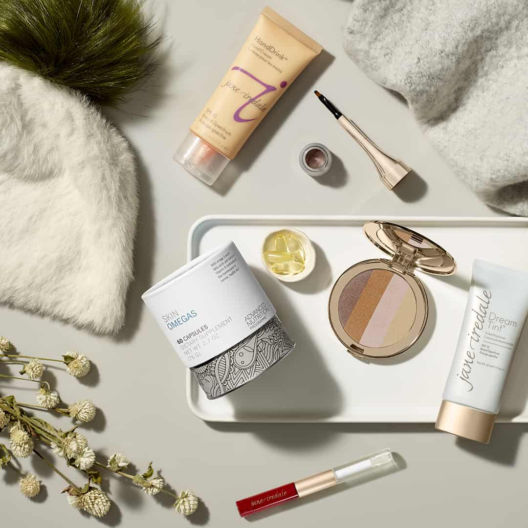 jane's winter beauty picks