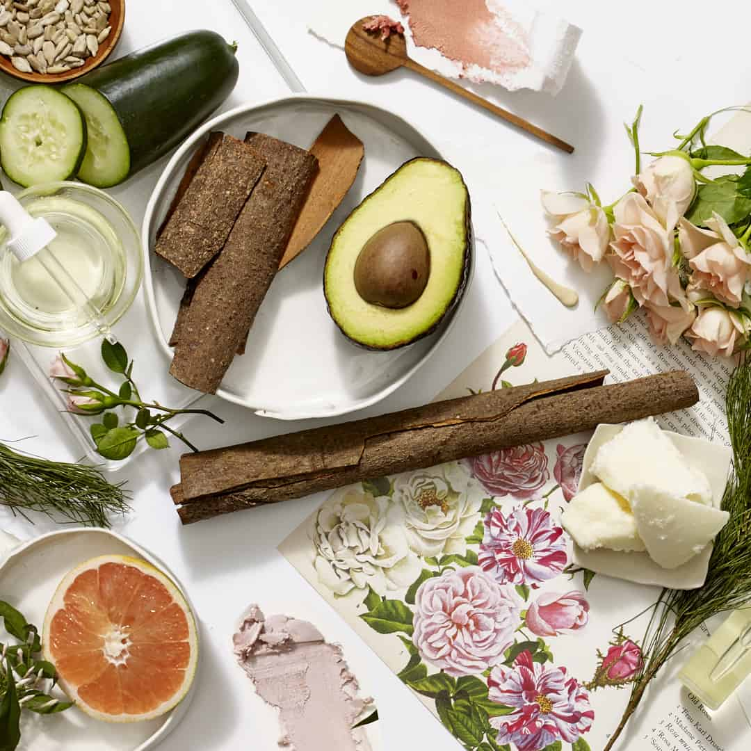 clean beauty ingredients