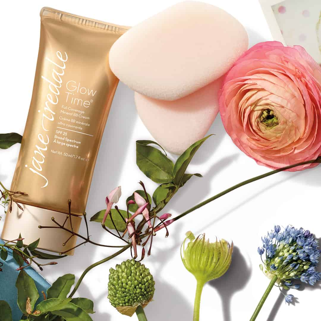 Glow Time BB Cream, Flocked Sponge