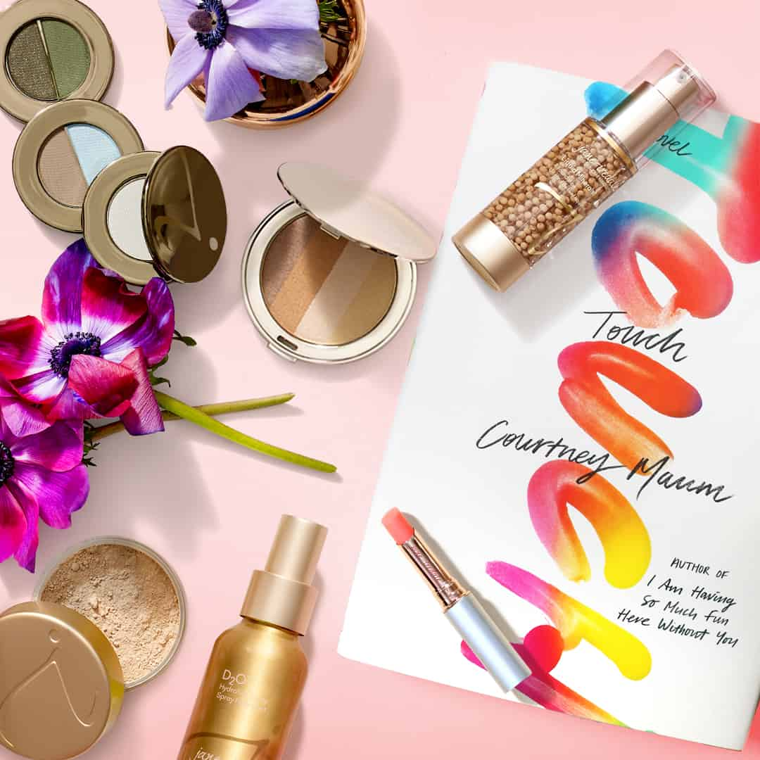 mineral makeup products from jane iredale