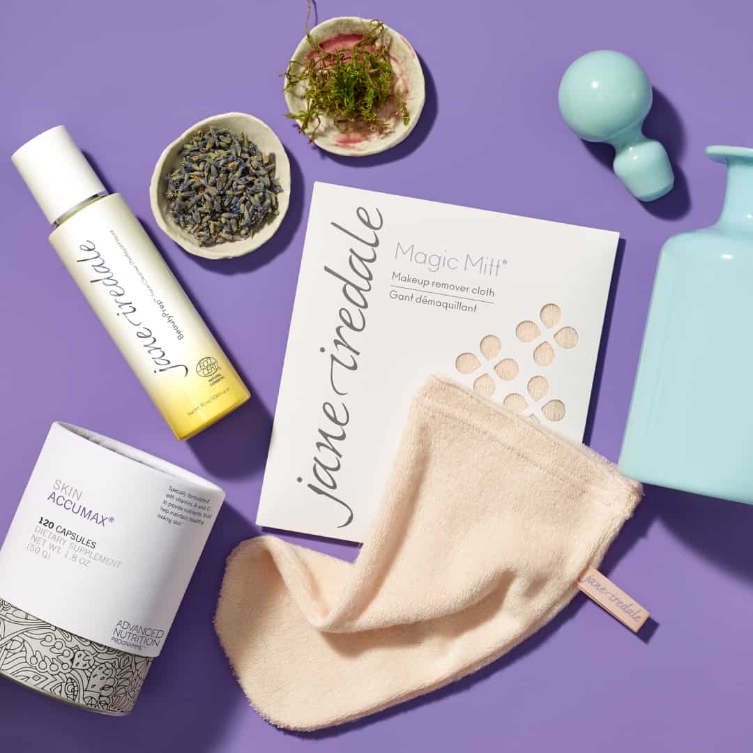 Magic Mitt, Skin Accumax, BeautyPrep Face Cleanser