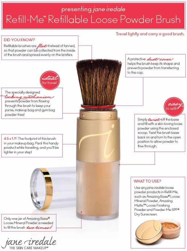 Introducing the Refill-Me Brush