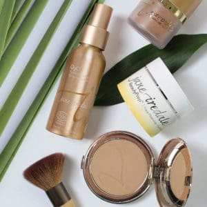 BeautyPrep winter mineral makeup skincare to protect dry skin