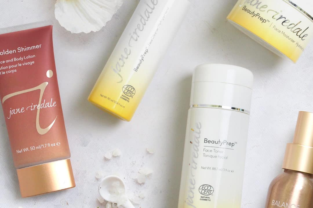 BeautyPrep and lotions for at-home spa experience