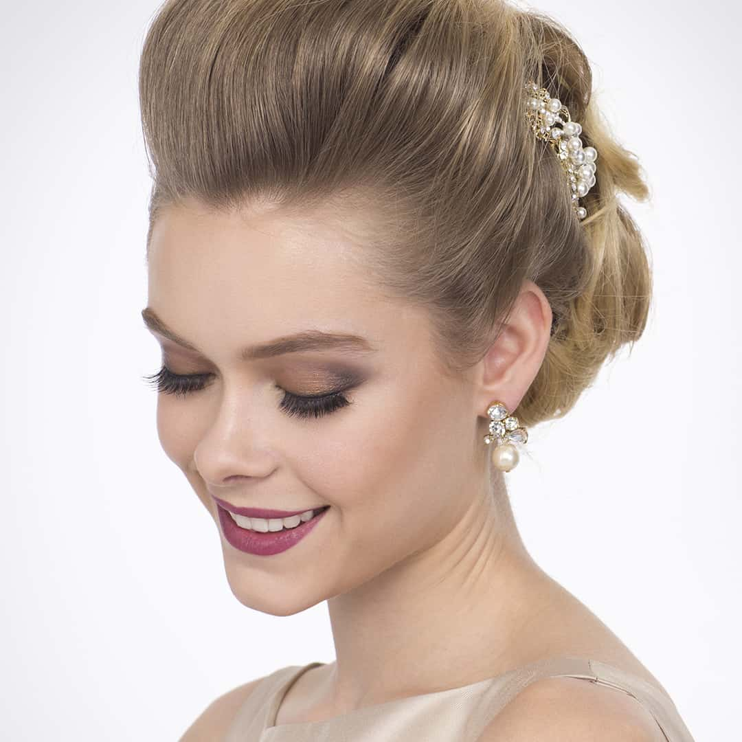black tie makeup look using jane iredale makeup