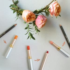 products for princess lip color makeup tutoria