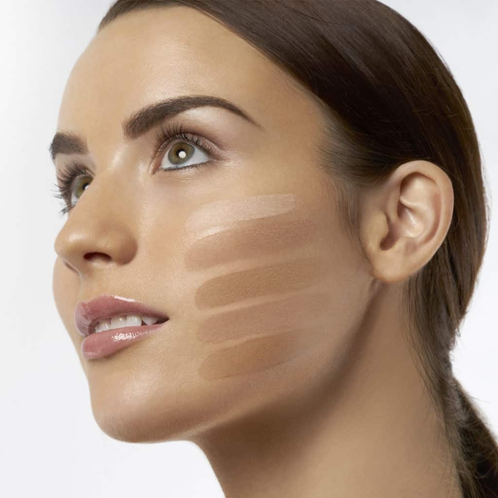 Find Your Foundation Shade Match Jane Iredale Mineral Makeup Blog