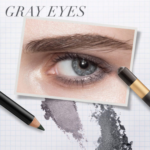 Eye Makeup for Gray Eyes