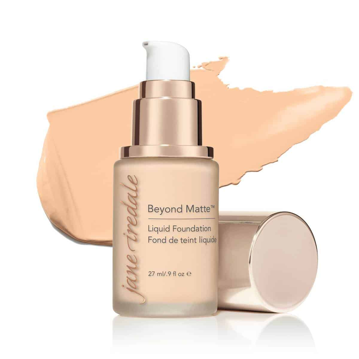 M1 Beyond Matte Liquid Foundation