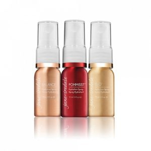 travel-sized makeup setting sprays for holiday guests