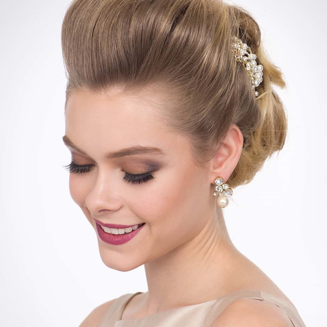 Classing Wedding Makeup Inspiration