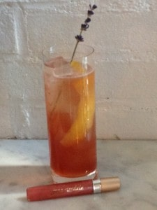Beach Plum Cocktail