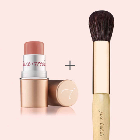 Dome Brush, In Touch Cream Blush