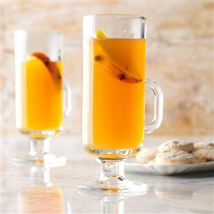 mulled cider recipe from taste of home