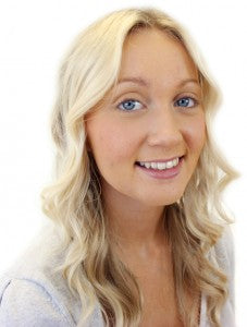 Ellie with jane iredale Makeup