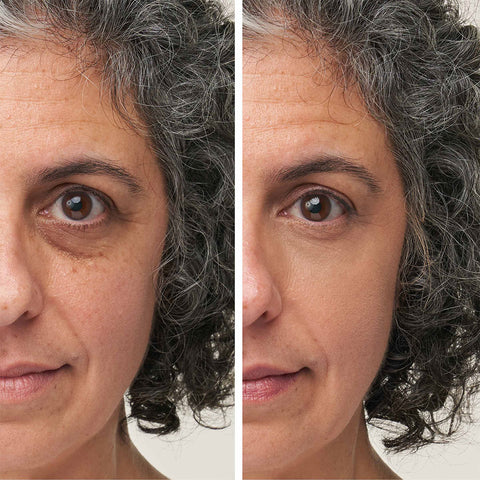 how to use Enlighten Plus Under-eye Concealer from jane iredale for brightening and hydrating under-eyes