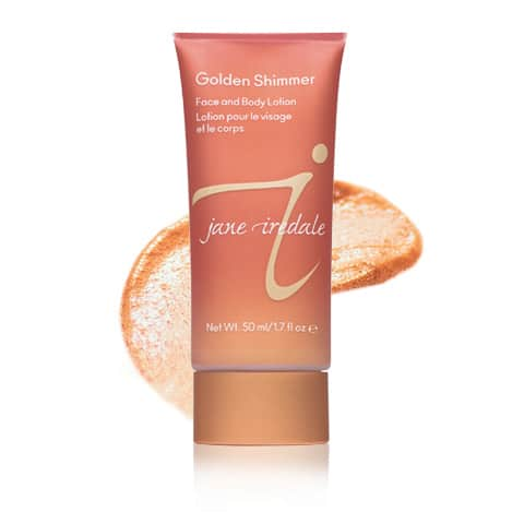 Golden Shimmer Lotion