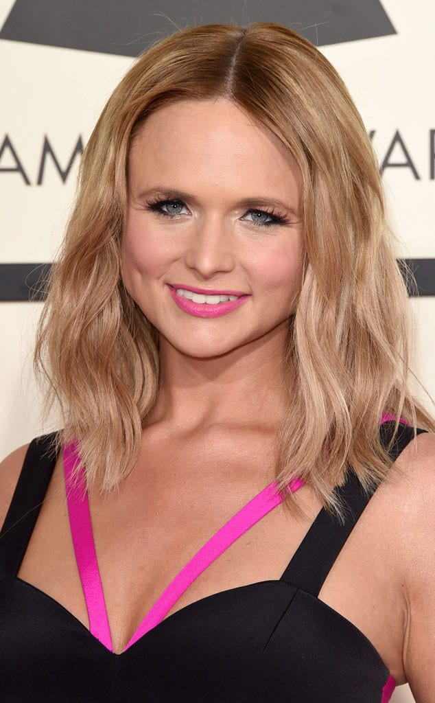 miranda lambert at the grammys in 2015