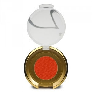 red pressed eye shadow