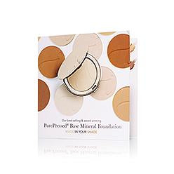 PurePressed® Base Mineral Foundation Sample Card