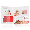 Clean Beauty Essentials Palette Sample Card