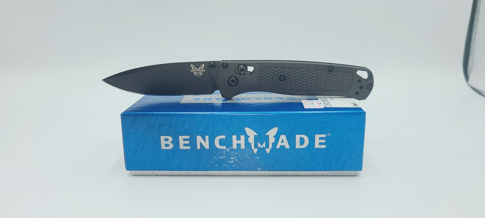 BENCHMADE 535BK-2 BUGOUT CPM-S30V NEW IN A BOX