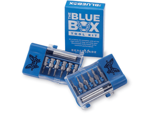 Benchmade Blue Box Knife Service Torx Tool Kit
