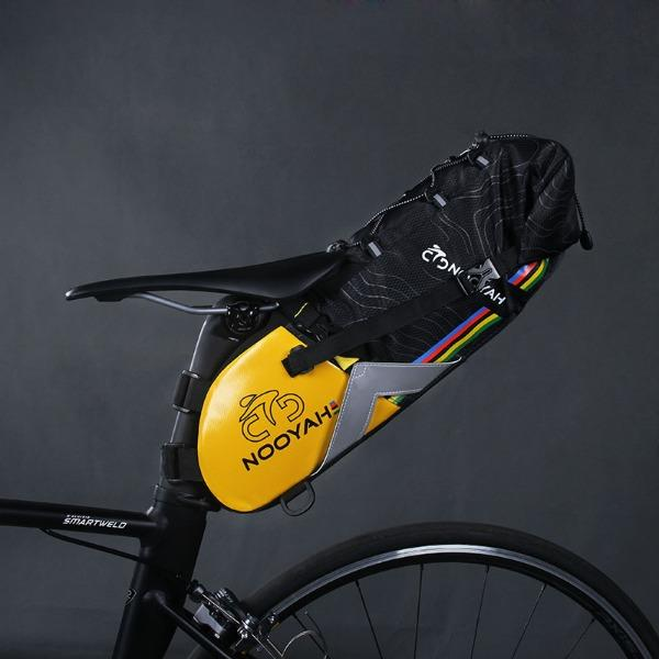 Nooyah Bike Backloader Seatpack - theagame.co