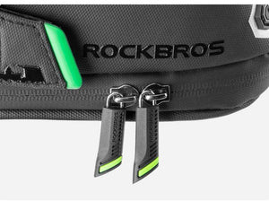 Waterproof & Shockproof Saddle Bag - theagame.co