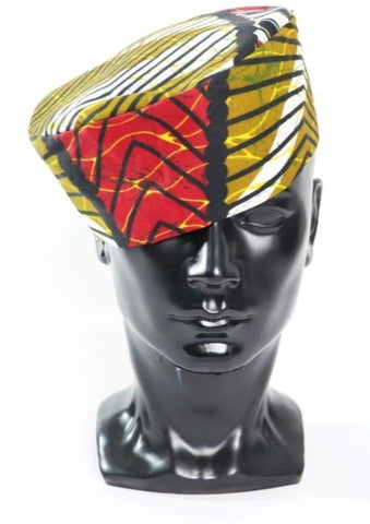 African Manjah (Chief) Hat