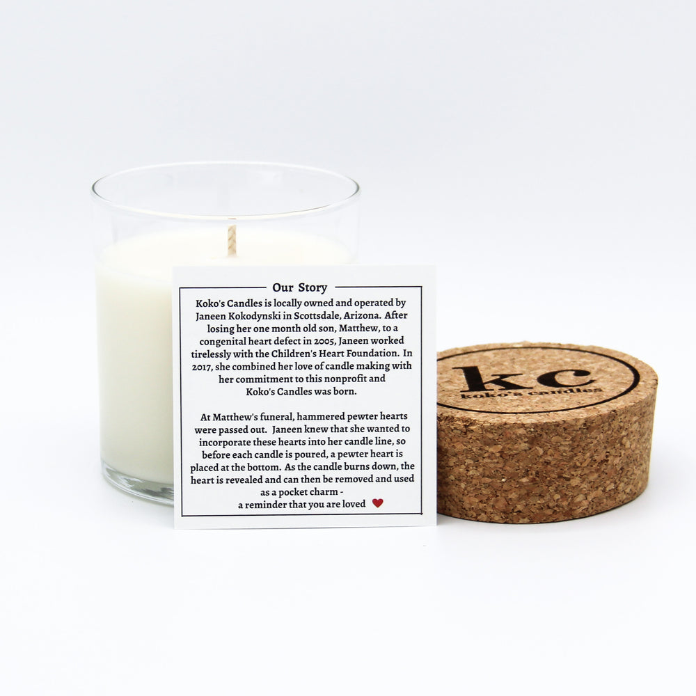 Black Sea Candle