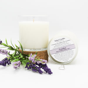 Pet Loss Comfort Candle
