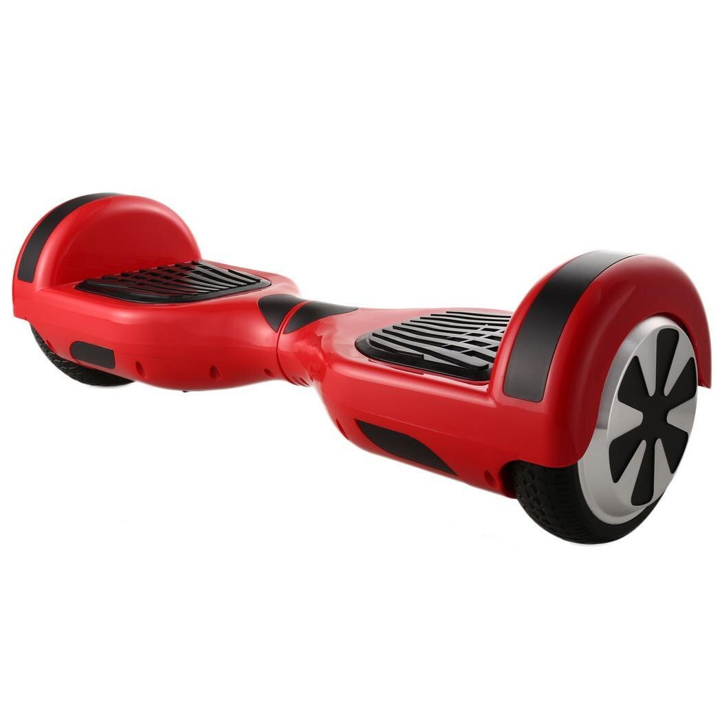Smart Self Balancing Scooter Electric Hoverboard with Colorful LED Wheel Lights