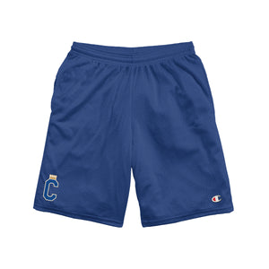 KC COOL Athletic Blue Champion Shorts